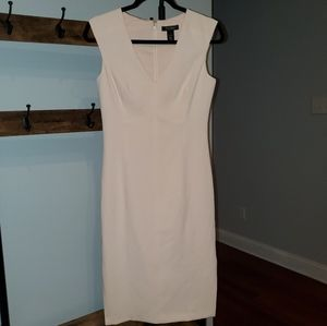 Peach Size 2, White House Black Market dress